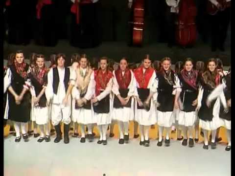 Croatian folk(lore) & songs, Hrvatske narodne pjesme, muzika, music &dance,young artists