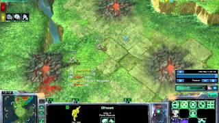 getlinkyoutube.com-10min Triple Nuke Rush - TvT - Starcraft 2