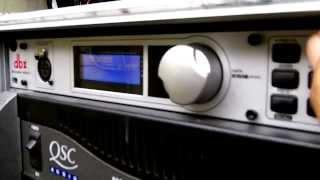 getlinkyoutube.com-Procesador de audio profesional  tutorial dbx Drive Rack PA+