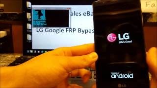 getlinkyoutube.com-LG FRP Google Account Remove and Bypass