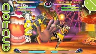 getlinkyoutube.com-Marvel vs. Capcom 2 | NVIDIA SHIELD Android TV (2015) | Reicast Emulator [720p] | Sega Dreamcast
