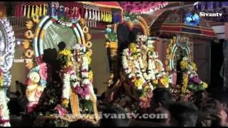 இணுவில் கந்தசுவாமி கோவில் 4ம் நாள் இரவுத்திருவிழா