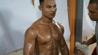 getlinkyoutube.com-Mr Gym 1 Malaysia (Johor): Backstage