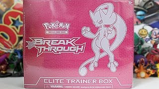 getlinkyoutube.com-Opening A BreakThrough Mewtwo Y Elite Trainer Box!