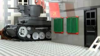 Lego WW2 Battle of Kursk