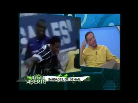 Jogo Aberto presta homenagem a Dr. Osmar de Oliveira