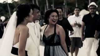 getlinkyoutube.com-Tuesday Vargas Boracay Wedding Video