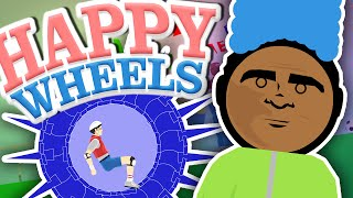 getlinkyoutube.com-FUNNIEST LEVELS EVER!! | Happy Wheels