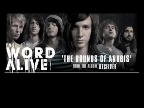 The Hounds Of Anubis de The Word Alive Letra y Video