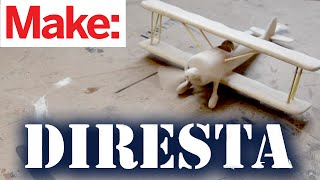 getlinkyoutube.com-Diresta: Bandsaw Biplane