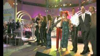 getlinkyoutube.com-Aqua and Pavarotti - all artists - All You Need Is Love.avi