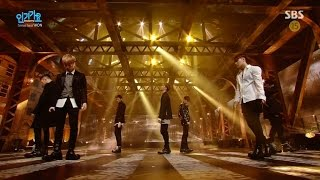 getlinkyoutube.com-iKON - '지못미(APOLOGY)' 1129 SBS Inkigayo : NO.1 OF THE WEEK