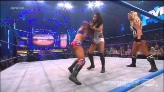 getlinkyoutube.com-720pHD: iMPACT Wrestling 10/11/12 Gail Kim vs. Brooke Tessmacher