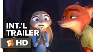 getlinkyoutube.com-Zootopia Official UK Trailer #1 (2016) - Jason Bateman, Ginnifer Goodwin Movie HD