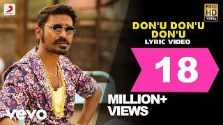 getlinkyoutube.com-Maari - Don'u Don'u Don'u Lyric   Dhanush, Kajal Agarwal   Anirudh