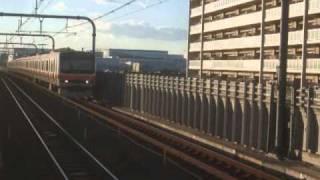 getlinkyoutube.com-武蔵野線は大変な放送を流していきましたva.1