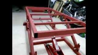 getlinkyoutube.com-Motorcycle Lift Table