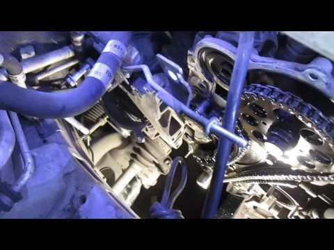 Fiat Doblo замена цепи
