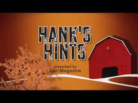 Hank's Hints: Kiwi Brace & Other Fence Bracing