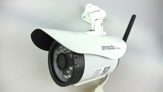 getlinkyoutube.com-Simple Cheap Effective Outdoor WiFi Night-vision IP camera