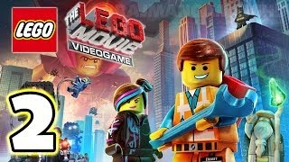 getlinkyoutube.com-LEGO Movie Videogame Walkthrough PART 2 [PS3] Lets Play Gameplay TRUE-HD QUALITY