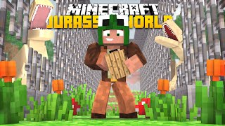 Minecraft Adventure - CLEANING DINOSAUR POO!? #2