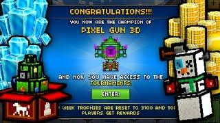 "getlinkyoutube.com-Pixel Gun 3D | 11.2.2 NEW UPDATE "" GEMS,GADETS AND MORE """