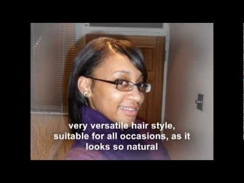 Partial Sew In Weave - Perfectly Versatile - 4 Braids