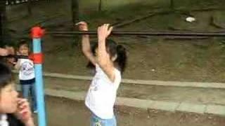 getlinkyoutube.com-公園で小学3年生に対抗。