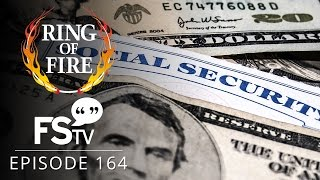 getlinkyoutube.com-Ring of Fire On Free Speech TV   Episode 164 - Saving Social Security From Wall Street