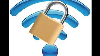 Стандартные пароли WI-FI