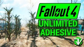 getlinkyoutube.com-FALLOUT 4: How To Get UNLIMITED ADHESIVE in Fallout 4! (Quick-Start Guide to Vegetable Starch)