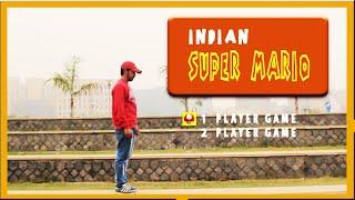 getlinkyoutube.com-Real life world super mario bros game video - vfxclipsindia