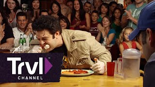 Man v. Food: The Suicide Six Wings Challenge