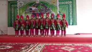 getlinkyoutube.com-Tarian Rateb Meuseukat, Persembahan SMAN 1 Kutamakmur Aceh Utara