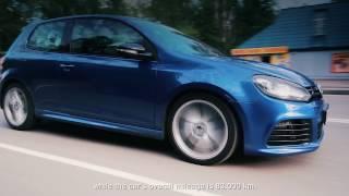 getlinkyoutube.com-DT Test Drive — 700 HP VW Golf R HGP vs Lamborghini Huracan