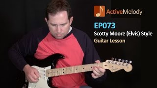 getlinkyoutube.com-Scotty Moore Style Guitar Lesson (Elvis Presley) - EP073