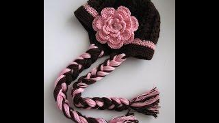 getlinkyoutube.com-Crochet Patterns  for free  crochet hat patterns  1100