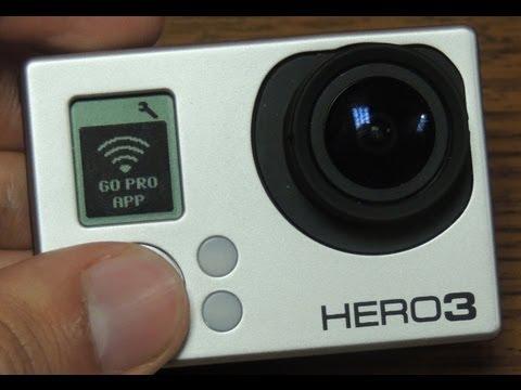 How to Stream Gopro hero3 LIVE to Mac and Windows