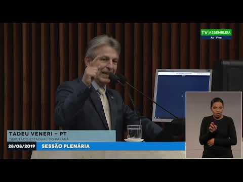Veneri critica entrega de áreas de proteção ambiental a terceiros