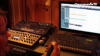 getlinkyoutube.com-Studio Session with Orjan Nilsen
