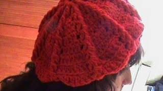 getlinkyoutube.com-1 DE 3 COMO TEJER GORRO BOINA MEDIANA GANCHILLO CROCHET