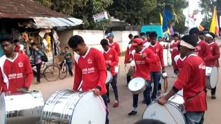 getlinkyoutube.com-RubberBand Nazi dhol kollam cn:9746078477