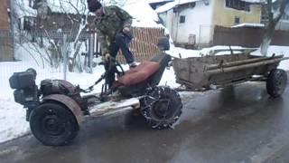 getlinkyoutube.com-tractoras facut acasa 4X4