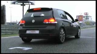 getlinkyoutube.com-Golf GTI vs Golf GTD.