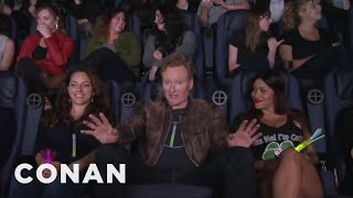 "getlinkyoutube.com-Conan Crashes A ""Magic Mike XXL"" Girls' Night Out  - CONAN on TBS"