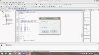 getlinkyoutube.com-dùng atmega 8 điều khiển led 7seg với codevision và mô phỏng proteus
