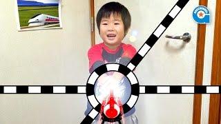 getlinkyoutube.com-ハッピーセットのトッキュウジャー第1弾【がっちゃん5歳】トッキュウチェンジャーとトッキュウバックル