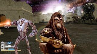 getlinkyoutube.com-Star Wars Battlefront 2 Mods - Maps Tatooine Dusk of war Gameplay