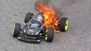 getlinkyoutube.com-rustler on fire